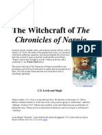 The Witchcraft of The Chronicles of Narnia (Exposing Narnia)