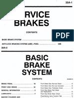 35A Basic Brake System