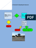 mr  wilcoxs flowchart for departing the classroom 1