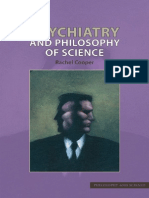 Science and Psychiatry: Groundbreaking Discoveries in Molecluar Neuroscience