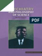 Psychiatry and Philosophy of Science - Rachel Cooper
