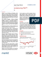 Hsbc Vietnam Manufacturing Pmi - Nov 2014