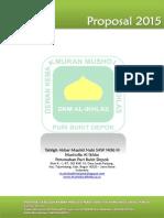 Proposal Tabligh Akbar DKM AL IKHLAS 2015_v1.0
