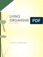 johnsonb living organisms