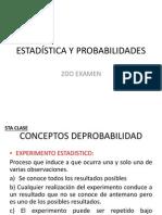 Estadística y Probabilidades