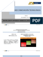 Calidad e Innovacion Tecnologica