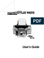 Printer Epson document