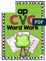 AP Word Family Word Work