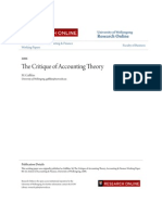 1. the Critique of Accounting Theory_gaffikin