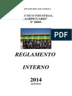 RI Quichas 2014