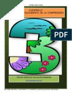 Cuadernillo 3_ de Primaria Comprension Lectora