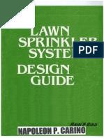 Lawn Sprinkler System Design Guide - Rain Bird