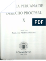 Barbosa Moreira, La Significación Social de Las Reformas Procesales
