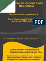 Presentación Didactica II capitulo 4 balacheff