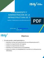 Capitulo 1 Planificacion de Una Infraestructura de TI