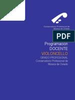 Prog Docente Violoncello 2008 1 a 6