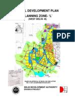 Zonal Development Plan-l Zone