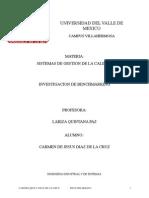 Analisis & Benchmarking Xerox