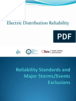 Electric Distribution Reliability
