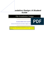 Pile Foundation Design_1