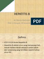 SOP Hepatitis B