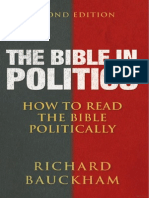 como leer la biblia politicamente