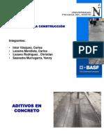 Aditivos en La ConstrucciónADITIVOS EN LA CONSTRUCCIÓN.pptx