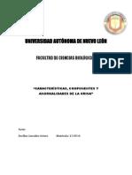 Características, Componentes y Anormalidades de La Orina