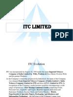 Itc Report