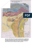 Tectono-Geology Map Northeast India and adjacent Myanmar
