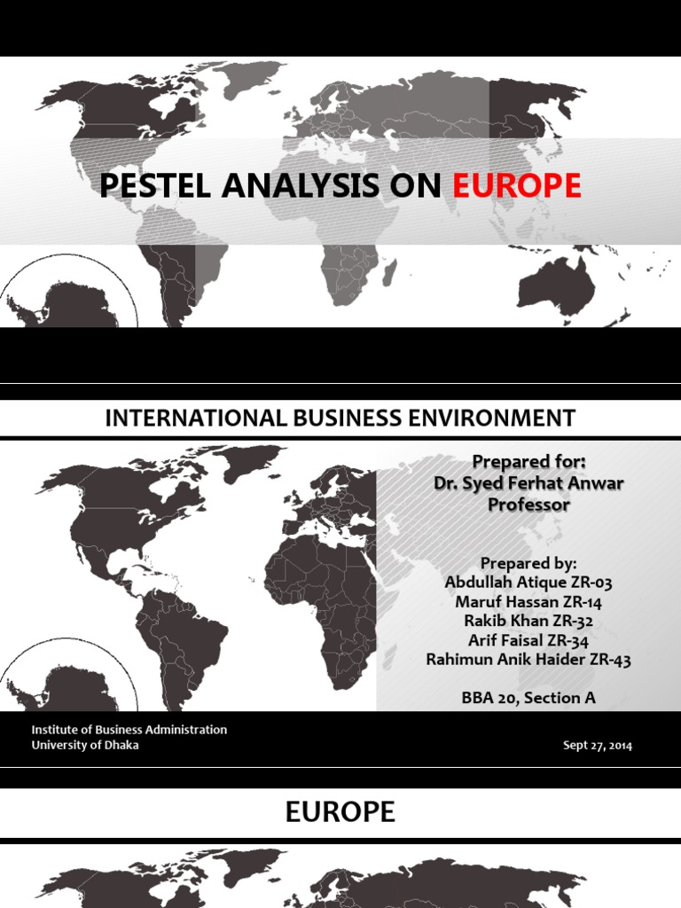 global forces and the european brewing industry pestel Beer industry & pestel analysis essay  the brewing industry has an ancient history  michael porter's five forces model is a useful tool for industry and.