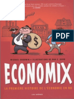 Bande Dessinee Michael Goodwin Economix 2013