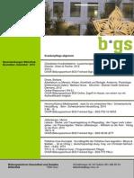 Neuerwerbungsliste nach Fachgebieten, November und Dezember 2014