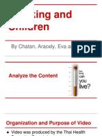 rhetorical analysis presentation