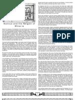 divine right - nonnus and the religion of minaria