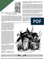 divine right - the black knight