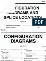 99 Mirage Configuration Diagrams