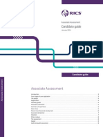 RICS Associate Assessment Candidate Guide