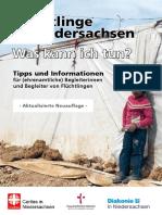 Flüchtlinge in Niedersachsen. Was kann ich tun?