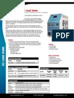 SBSBattery Load Tester SBS 4830S
