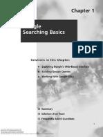 Google Hacking for Penetration Testers Google Searching Basics