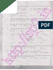 RRB JE 14 12 2014 Question Booklet Paper Download