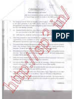 RRB JE 14th Dec Question Papers 2014 Download