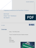 RBS Progressive Architectures New