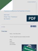 RBS Progressive Architectures New