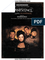 My Immortal Evanescence