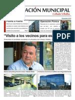 Información Municipal de Collado Villalba (Diciembre 2014)