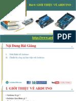 Arduino Bai 0 Getting Started (v1)