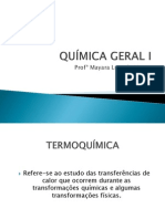 12 - Termoquímica