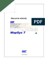 manual mapsys
